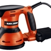 Black and decker levigatrice roto orbitale