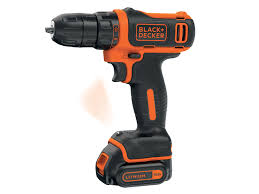 Immagine di  TRAP./AVVITAT.10,8V LITIO Black & Decker